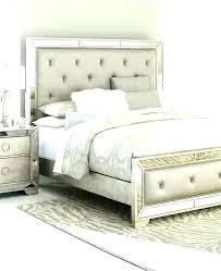Glass Mirror Bedroom Set Bedroom With Mirrored Furniture Bedroom ...