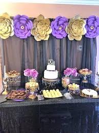 Table Decoration Ideas For Birthday Party Qvakme