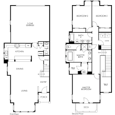 Floor Plans And Pricing  Fountain Circle Townhomes In DavisTownhomes Floor Plans