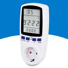 <b>LEDSMITH AC</b> Power Meter <b>Digital</b> Voltage Wattmeter Energy Meter ...
