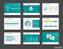 graphic design powerpoint templates infographic business presentation template set powerpoint template