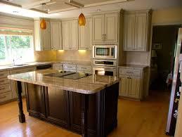 kitchen island legs kitchen ideas organization regarding cream kitchen cabinets with dark island minimalist cream