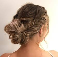 14 chic updos for thin hair 2018 update