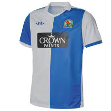 Blackburn rovers football club is a professional football club in blackburn, lancashire, england, which competes in the championship, the second tier of the english football league system. Heraldic Blackburn Rovers Kit Is A Truly British Icon Design Week