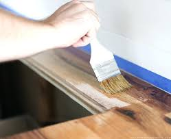 food safe finish for wood countertop