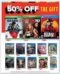 GameStop Black Friday 2019 - Ads Black ...
