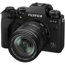 Цифровой беззеркальный <b>фотоаппарат FUJIFILM X-T4 Kit</b> 18 ...