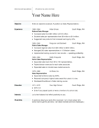 Template Word Resume Word Resume Template Free Importance Of Value