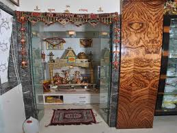Pooja Mandir Designs For Home In Hyderabad Pooja Mandir Designs For Home Pooja Mandir Interior Design
