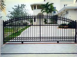 sliding steel gatesiron fence gate designmetal sliding gate
