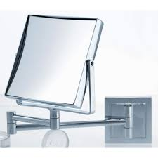mirrors lighted magnifying wall mounted home design ideas