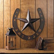 most current rustic welcome star horseshoe country cowboy horse metal wall art pertaining to country metal on horseshoe wall art star with showing gallery of country metal wall art view 8 of 15 photos