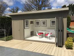 timber garden office. Gallery Image Thumbnail Timber Garden Office D