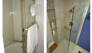 large size of triangle shower and fl framing extended height tile depth elderly marvellous dimensions adjule