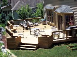 Decking Ideas Designs Pictures 17 Wonderful Backyard Decking Ideas Patios Gallery Back