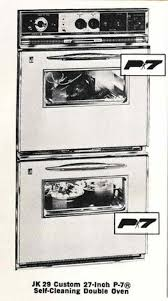 ge wall oven for