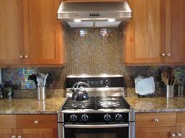 image of kitchen glass tile backsplash