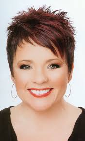 Hairstyles Edgy Short Haircuts For Thick Hair Gorgeous Spikey
