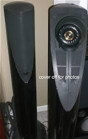 pioneer elite speakers. pioneer elite tz-f700 speakers with 2 black eyes 7