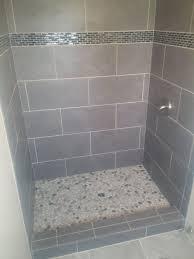 slate tile shower floor slate shower tile ideas