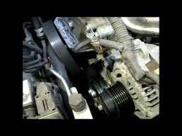 toyota camry az fe l water pump replacement 2009 toyota camry 2az fe 2 4l water pump replacement