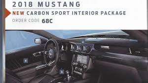 2018 audi order guide. beautiful order interior image 2018 mustang throughout audi order guide