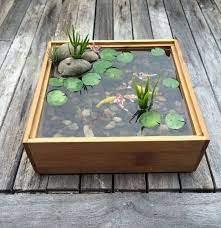 21 container pond ideas patio pond