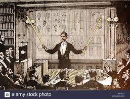 nikola tesla alternating current. tesla revealing the virtues of alternating current electricity. nikola (july 10, 1856