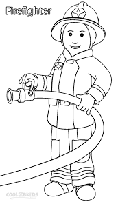 Community Helpers Coloring Pages : Best Coloring Pages ...