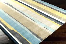blue yellow rug and grey rugs abstract watercolor light distressed blue yellow rug