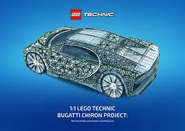Lego technic's jeep wranger is almost as good as the real thing. Lego Built A Life Size Technic Bugatti Chiron That Actually Drives News The Brothers Brick The Brothers Brick