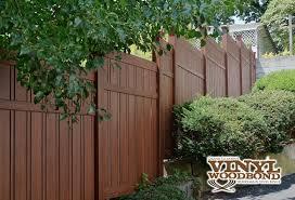 vinyl fence ideas. Perfect Vinyl Steppedfencingideasfromillusionsfence Steppedfencingideas Fromillusionsfence Inside Vinyl Fence Ideas 2