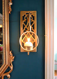 hurricane candle wall sconce medium size of brass hurricane candle holder rustic wooden candle wall sconces