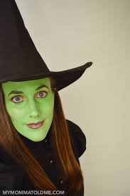 wicked witch of the west makeup and costume tutorial elphaba wicked costume ideas