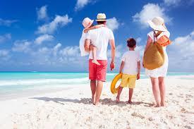 Resultado de imagen para imagenes de familias que se van de vacaciones