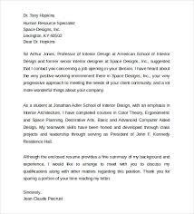 vt resume cover letter cover letter interior designer