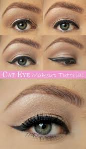 cat eye makeup tutorial pictures photos and images for facebook and twitter