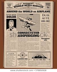 Old Fashioned Newspaper Article Template Old Fashioned Newspaper Article Template Yupar Magdalene