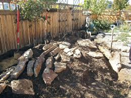 how to make a rock garden. Delighful Rock Preparing A Yard For Rock Garden And How To Make A Rock Garden M