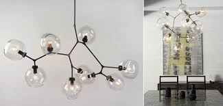 Люстра lindsey adelman branching bubble chandelier