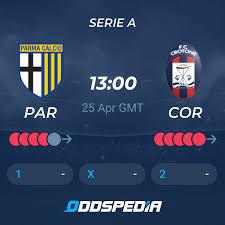Parma - Crotone » Live Score & Stream + Odds, Stats, News