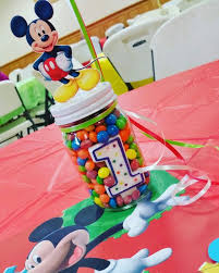 mickey mouse clubhouse theme birthday