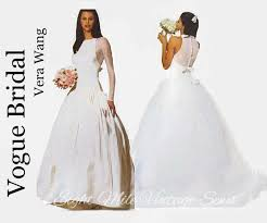 Vogue Bridal Patterns Cool Inspiration