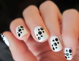 Nail Art: Black White Nail Art Designs And Toe Ideas Awesome ...