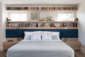 Image-2 Bookcase Headboard Design Ideas
