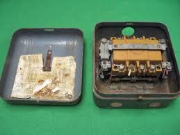 help wiring an old arrow hart magnetic starter on quincy help wiring an old arrow hart magnetic starter on quincy compressor