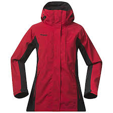 Bergans Breheimen Lady Jacket Red Black Fast And Cheap