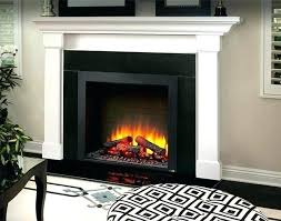electric fireplace installation cost electric fireplace insert