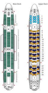 Emirates A380 800 Business Class Business Traveller