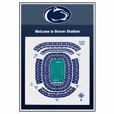 Psu Football Stadium Seating Chart Beaver Stadium Seating Chart